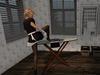 Mesh ironing board leg 700