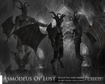 Asmodeus Of Lust Avatar