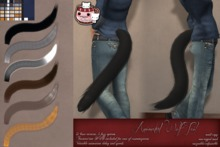 c( TC ) Animated Wolf Tail