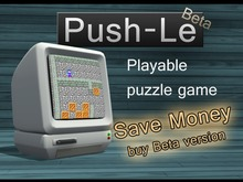 Video Game: Push-Le  *Beta*