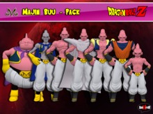 DBZ - Majin Buu - Pack
