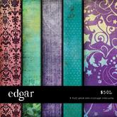 EDGAR Neo-Vintage Textures Pastel Goth