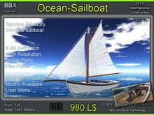 Ocean - Sailboat (boxed)