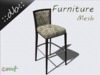 ::db furniture:: Design Barstool