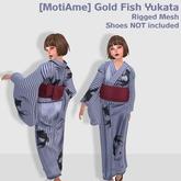 [MotiAme] Gold Fish Yukata