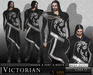 Mesh Casa Victorian Outfit