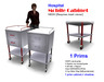 Hospital Mobile cabinet only 1 Prim