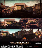CRIMARIZON *Abandoned Stage*