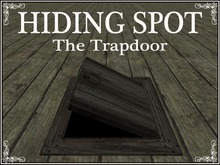 Bad Eddy's - Trapdoor Hiding Spot