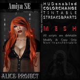 Alice Project - Amiya SE - Infinity