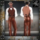 1920's Alan Outfit