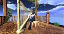 celtic Harp animated with sound (boxed)