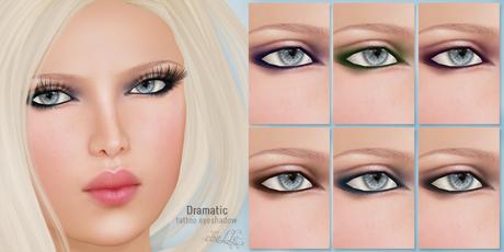 cheLLe (eyeshadow) Dramatic