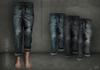[Deadwool] Jeans + belt - Fat pack
