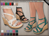 DN Mesh: Summer Wedges w HUD