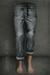 [Deadwool] Jeans + belt (grey)