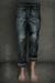[Deadwool] Jeans + belt (dark blue)
