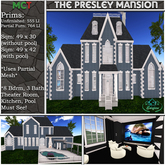 The Presley Mansion