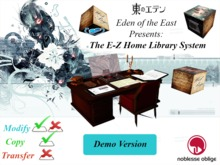 EOE E-Z Home Library System 1.1 Demo