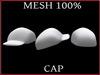 T-3D Creations [ CAP ] NANO MESH - Full Perm -