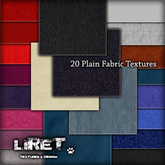 LiReT - Plain Fabric Textures