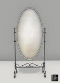 The Loft - Wrought Iron Mirror