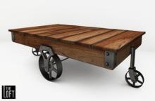 The Loft - Wagon Table