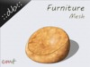 ::db furniture:: Leather Beanbag