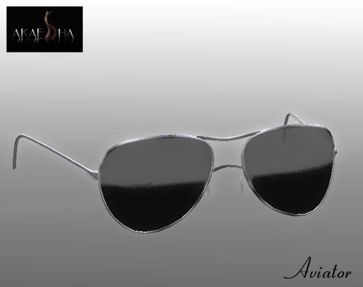 Akaesha's Sunglasses - Aviator (M)