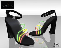 Akaesha's Ella Shoe - Fruit Candy Multicolor