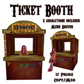 .:-CatniP-:. Ticket Booth  , Carnival, Circus