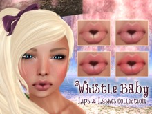 *HQ* Whistle Baby Lips & Lashes Collection