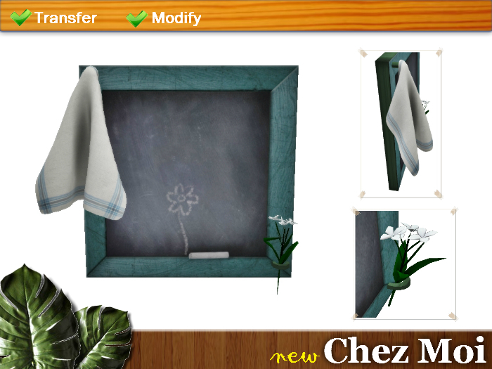 Kitchen Board Mom ♥ CHEZ MOI