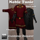 {KD} Kahli Designs - Noble Tunic - Red
