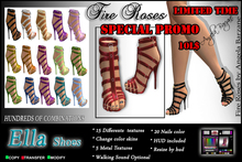 Shoes fR003 Ella v.2.Shoes, pums, sandals, heels, Dollarbie, offer, special price