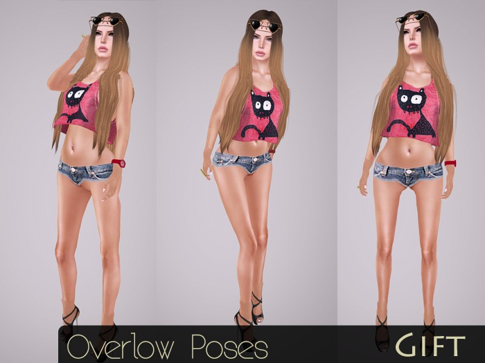Overlow Poses - Gifts 2