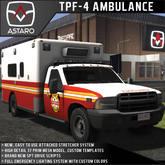 Astaro TPF-4 Ambulance