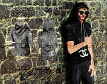 CREDO DEMO Leather_Hoodie