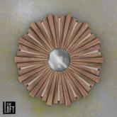 The Loft - Neiman Mirror Walnut