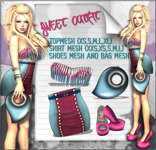NS::  Sweet  Outfit