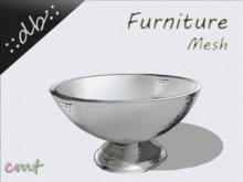 ::db furniture:: Decorative silver Bowl
