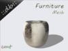::db furniture:: Decorative silver Vase