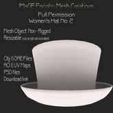 Close Out Sale IMaGE Factory MC FP Womens Hat 2 Full Perm