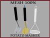 T-3D Creations [Potato Masher] MESH - Full Perm