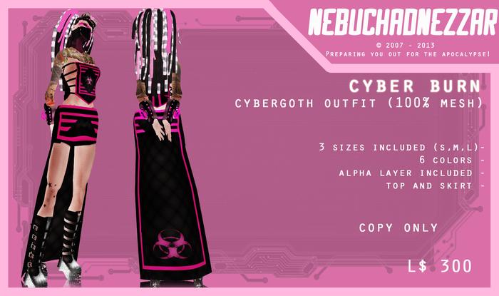 NDN - Cyber Burn