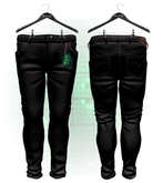 :{F.A.D.}: Frayed Shorts PURPLE