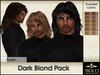 Amacci Hair ~ Sven - Dark Blond Pack