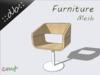 ::db furniture:: Design curvy Chair