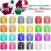 .:IsoMotion:. Nails - Glossy Metallic Solids