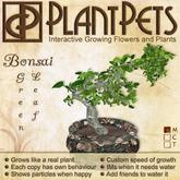PlantPet Seed [Bonsai *Green Leaf*]